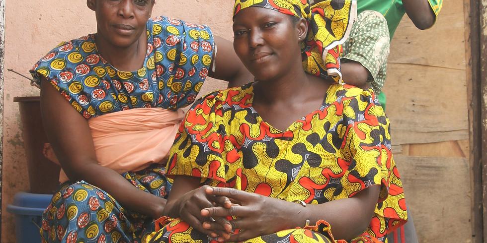 Támogatói est - Beszámoló a márciusi bamakói kirándulásról