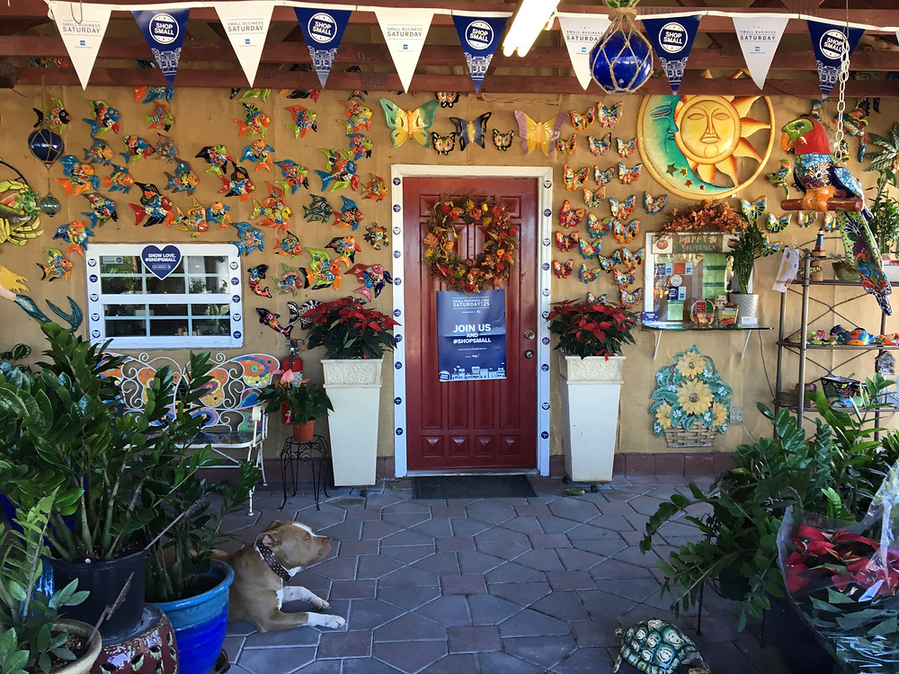Lighthouse Garden Center Small Business Saturday 2017