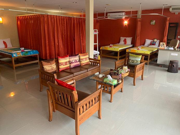 Aromatic Thai Massage