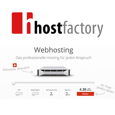 SWITCHON.CH | Hosting