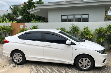 Car Rental Samui
