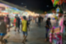 Night Market Samui