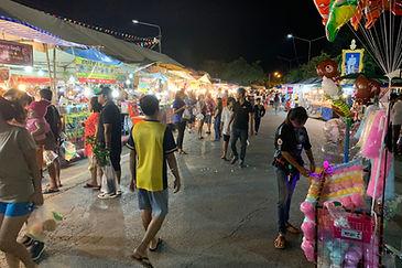Night Market Samui