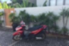 Scooter Rental Samui