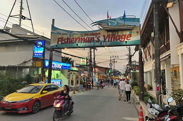 Fishermann's Village Samui