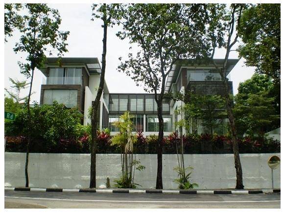 2 Sty Detached Dwelling House with Basem
