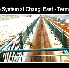 Drainage System at Changi East - Terminal 3