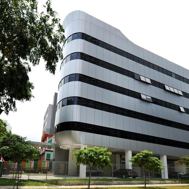 38 Alexandra Terrace - 6th Sty Warehouse Development