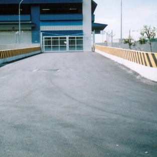Maju Camp - Rigid Pavement Works