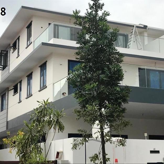 No.48 Jalan Songket