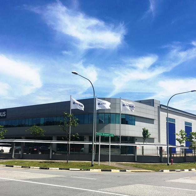 AIRBUS - Seletar Aerospace Crescent