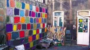 Studio of Levon Arakelyan