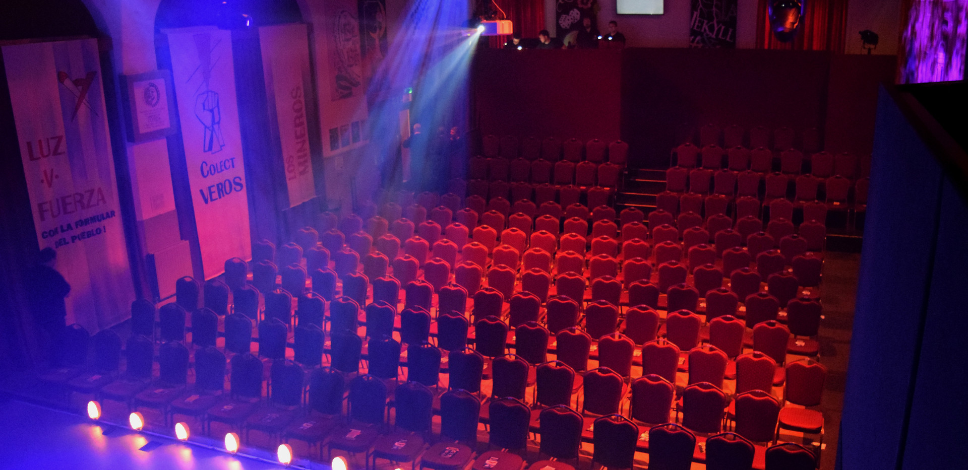 PLayers Theatre _ Auditorium LANDSCAPE B