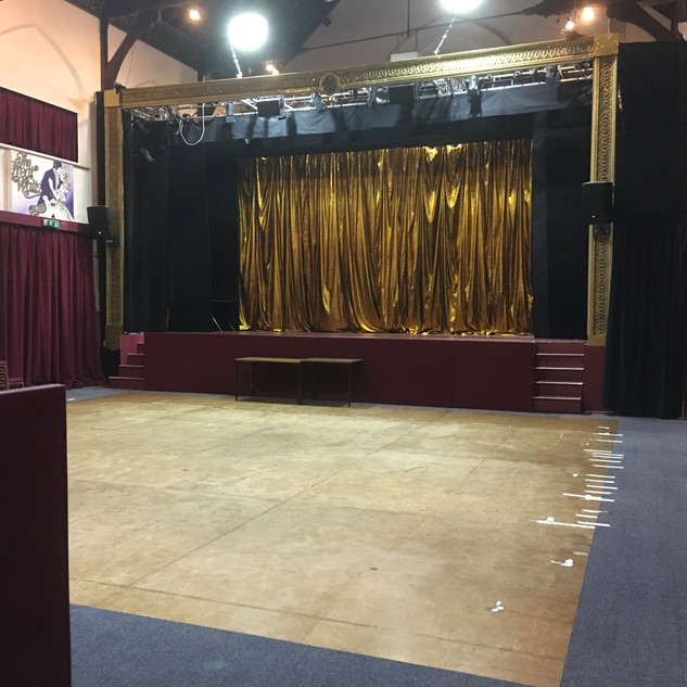 Main Room / Theatre