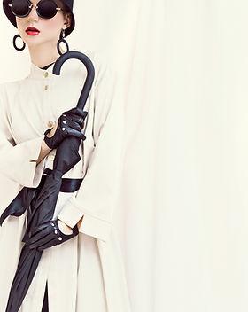 White and Black Fashion