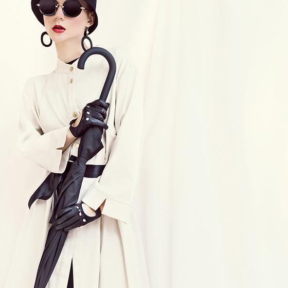 Blanc et noir Mode