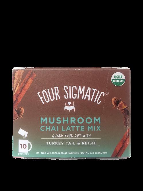 Mushroom Chai Latte
