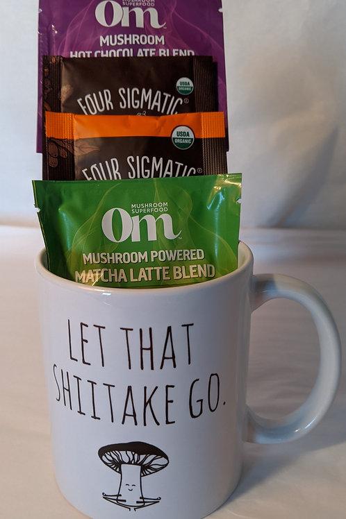 Shiitake mug set