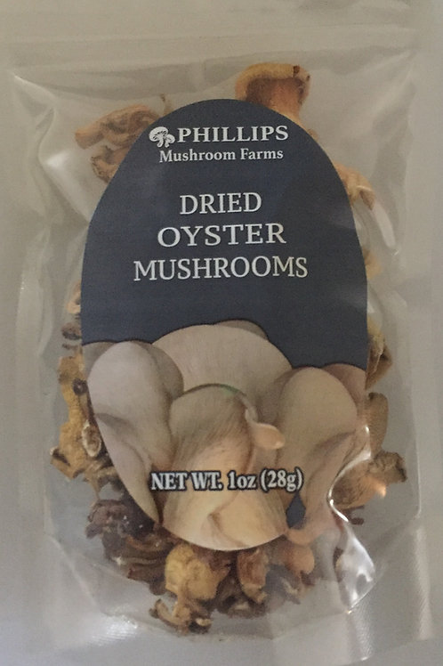 Phillips Dried Oyster Mushrooms