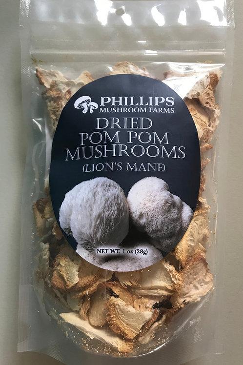 Phillips Dried Pom Pom Mushroom