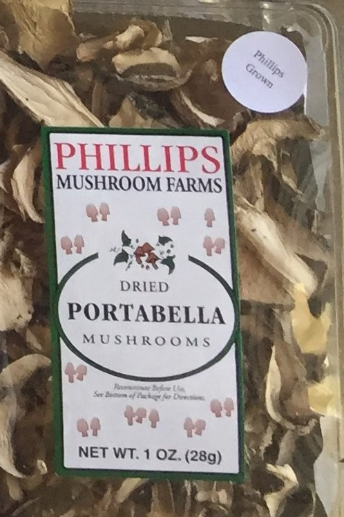 Phillips Dried Portabella Mushrooms