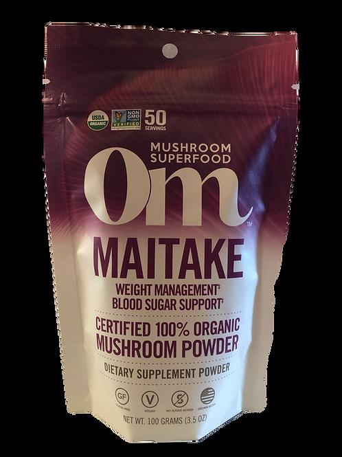 OM Maitake Mushroom Powder