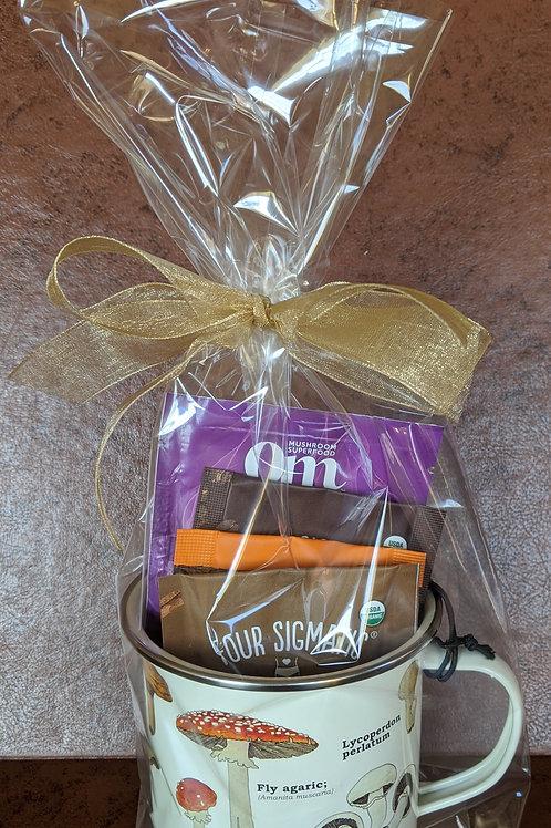 Mushroom Mug Gift Set