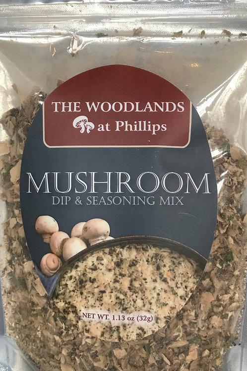 Mushroom Dip and Seasoning