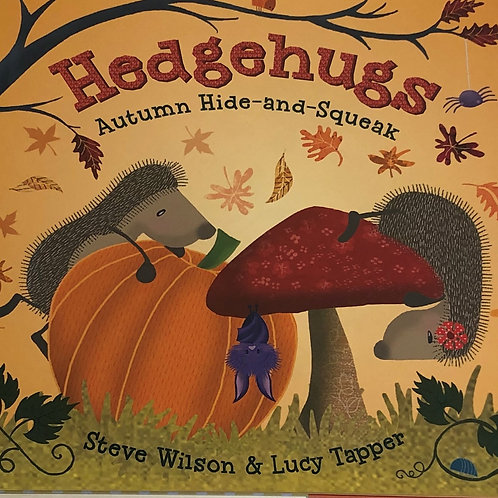 Hedgehugs Autumn Hide and Squeek