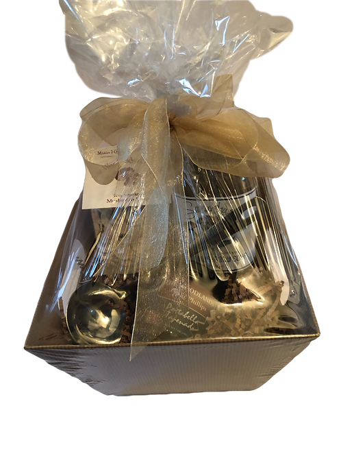 Woodlands Local Square Gift Box