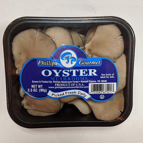 Oyster mushroom 3.5 oz