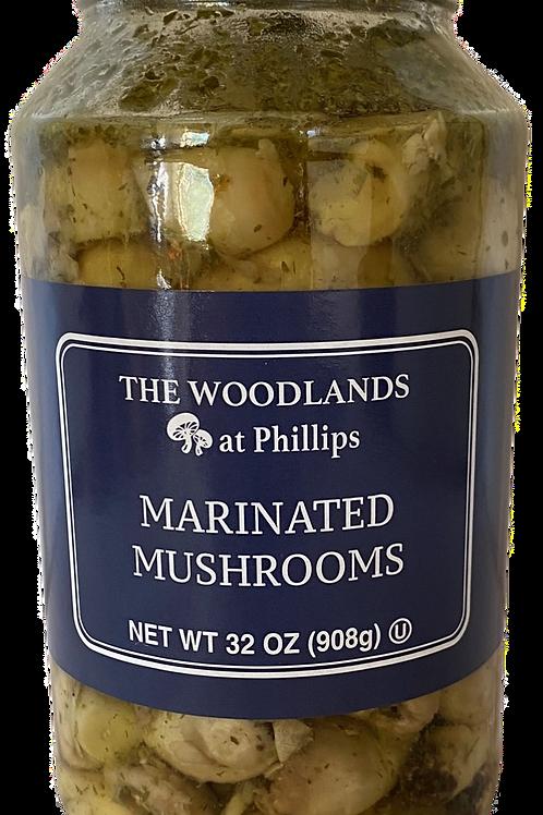 Phillips Marinated Mushrooms 32 oz