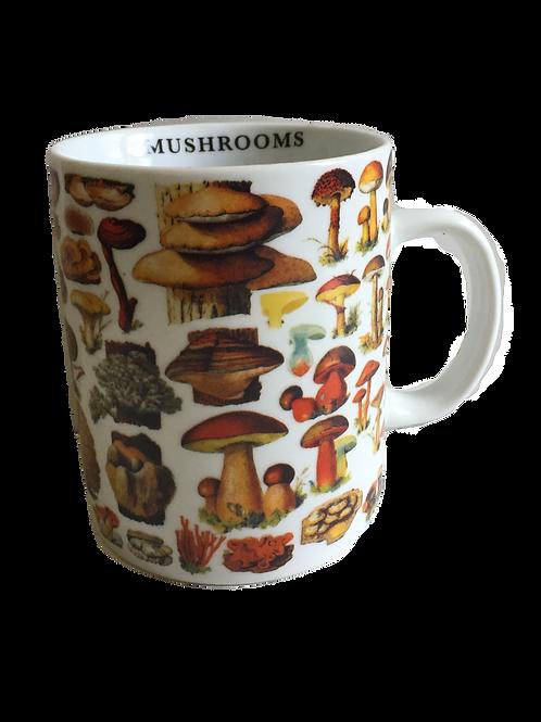 Mushroom Mug 15 oz