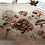 Thumbnail: Reusable Canvas Tote with mushroom print