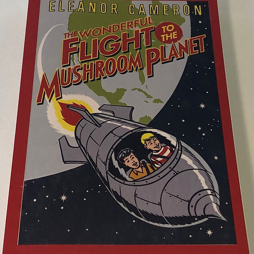 Flight to the Mushroom Planet