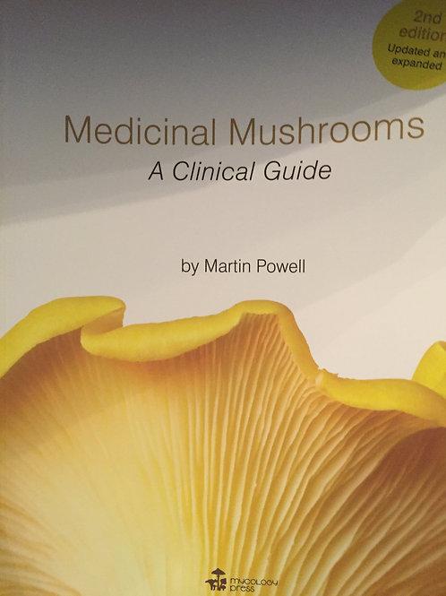 Medicinal Mushrooms A Clinical Guide