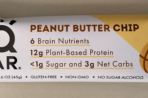 IQ Peanut Butter Chip Bar