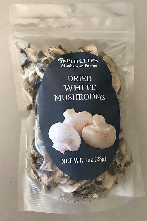 Phillips Dried White Mushrooms