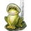 Thumbnail: Frog with Mushroom hat Rain Gauge