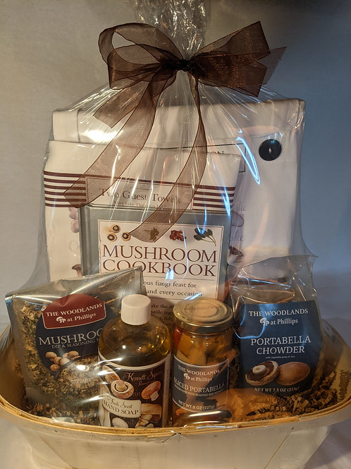 Ultimate Mushroom Gift Basket