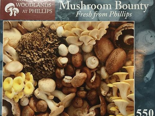 Phillips Mushroom Bounty Puzzle