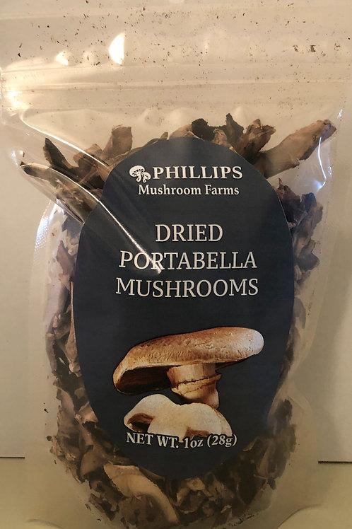 Phillips Dried Portabella Mushrooms