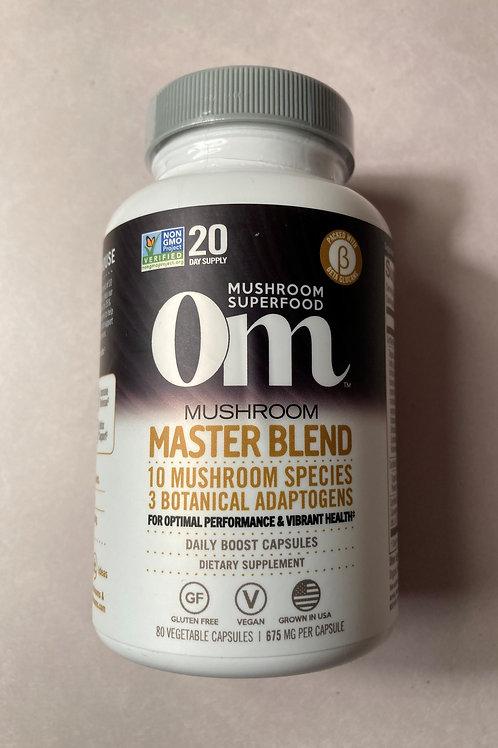 Mushroom Master Blend capsules