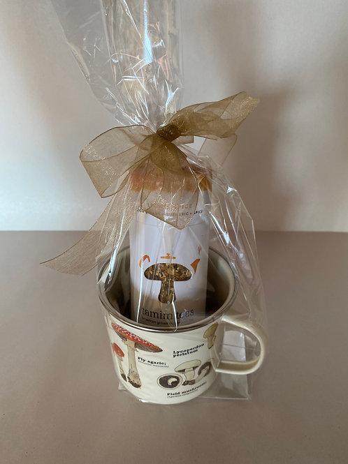 Lion's Spice Mug Set