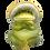 Thumbnail: Frog with Orange Mushroom Hat