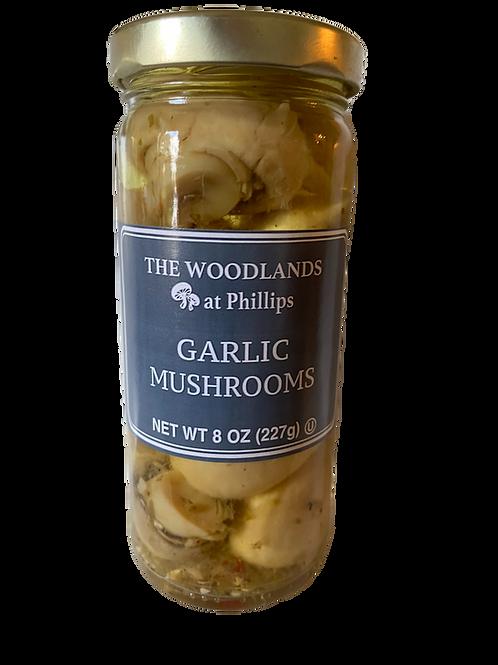 Phillips Garlic Mushrooms 8 oz