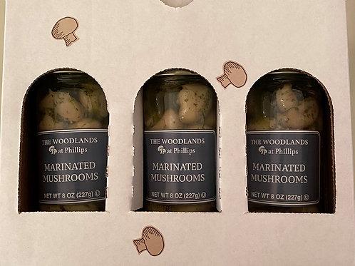 Marinated Mushroom Gift Box
