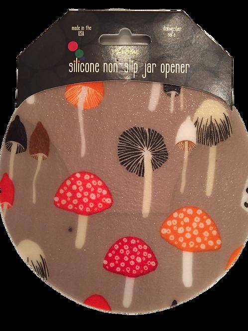 Mushroom jar opener