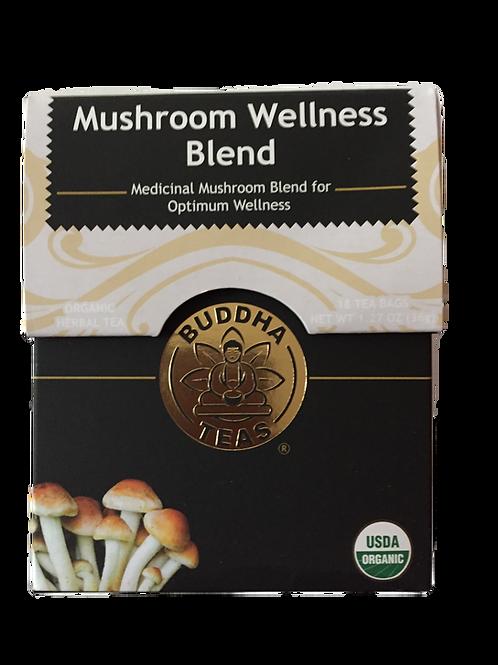 Mushroom Wellness Tea