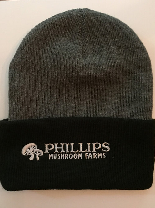 Phillips Mushroom Farms  Beanie